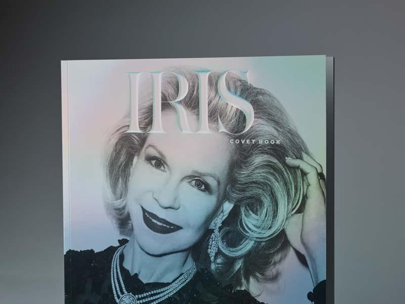 Iris Covet Book cover
