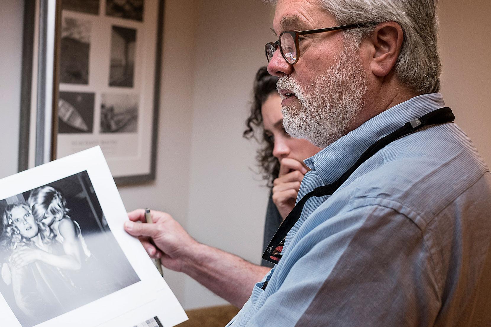 Bill Yates on Press