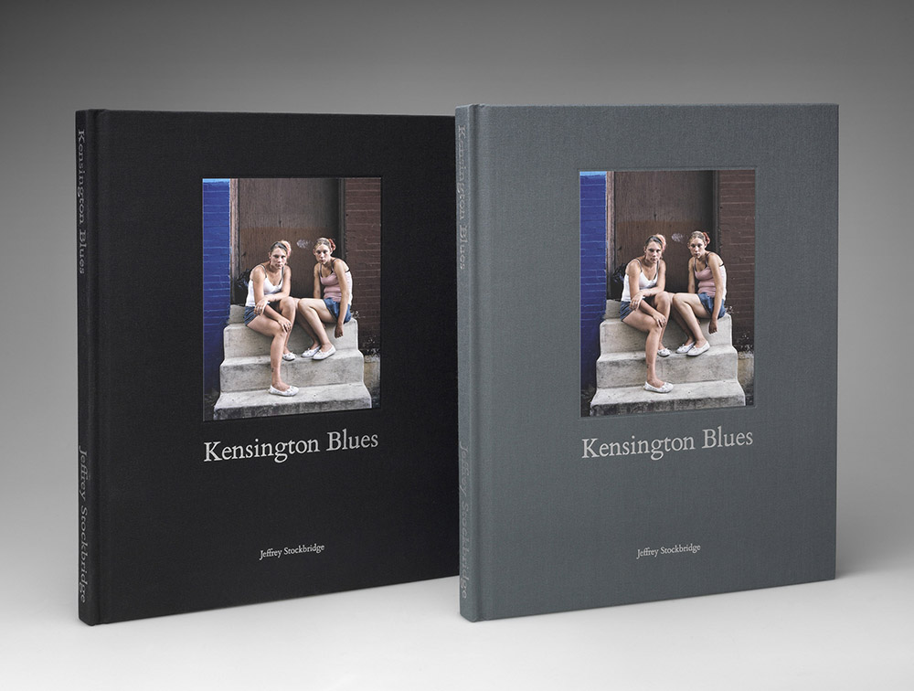 Kensington Blues by Photographer Jeffrey Stockbridge