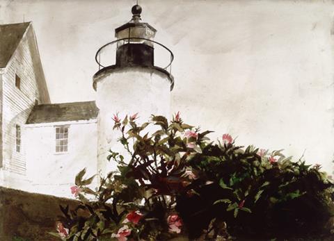 Andrew Wyeth's Sailor's Valentine