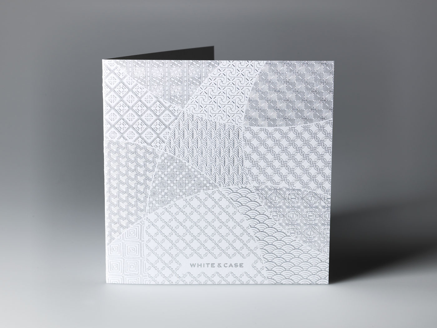 White & Case Holiday Card