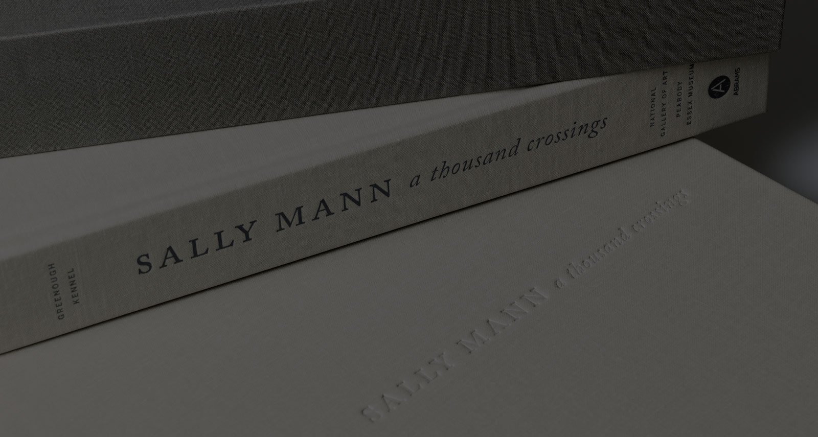 Sally Mann&#8217;s <em>A Thousand Crossings</em>