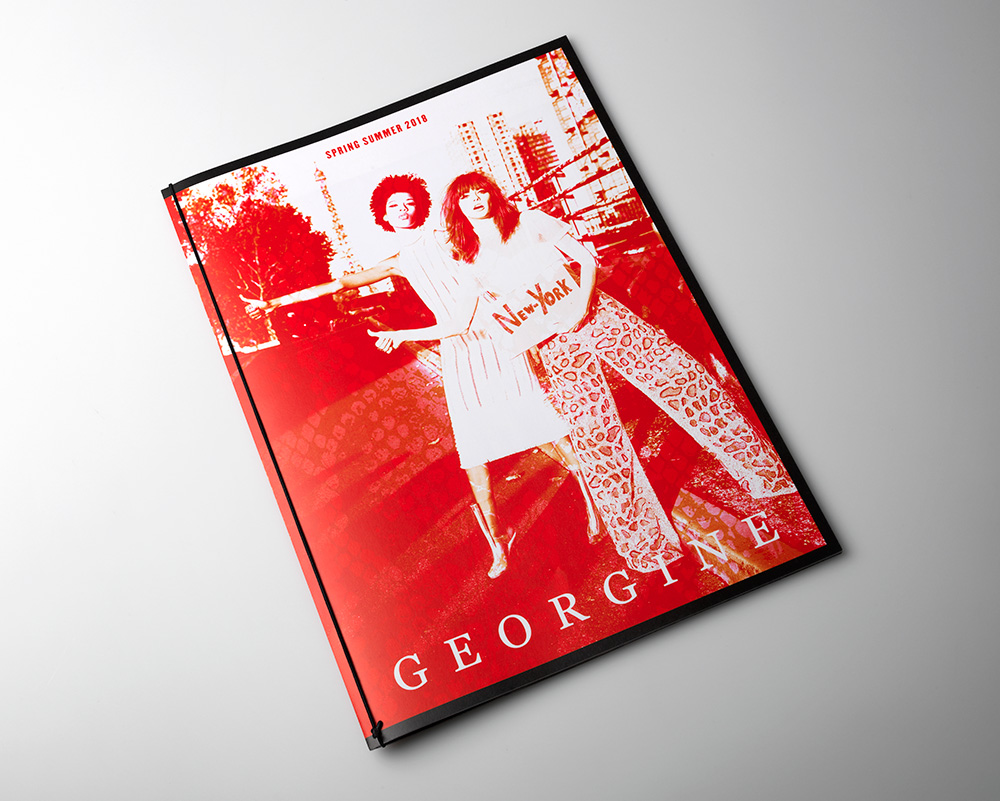 Georgine's Luxurious Viewbook