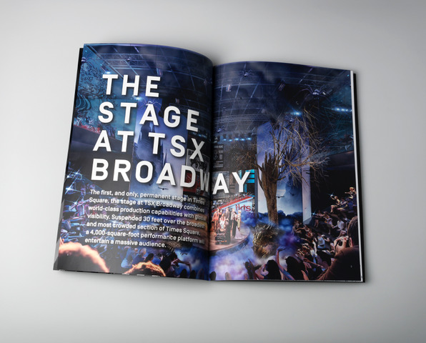 A Production for TSX Broadway