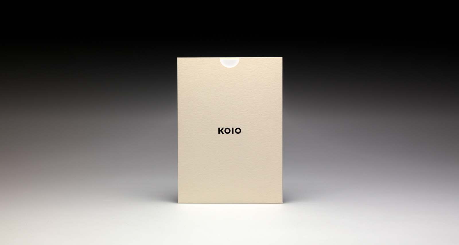 KOIO: Simple Techniques Combined to Make an Elegant Presentation